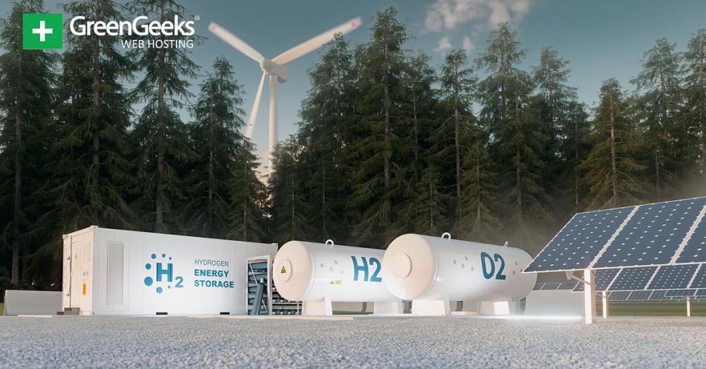 Hydrogen-Powered Trains