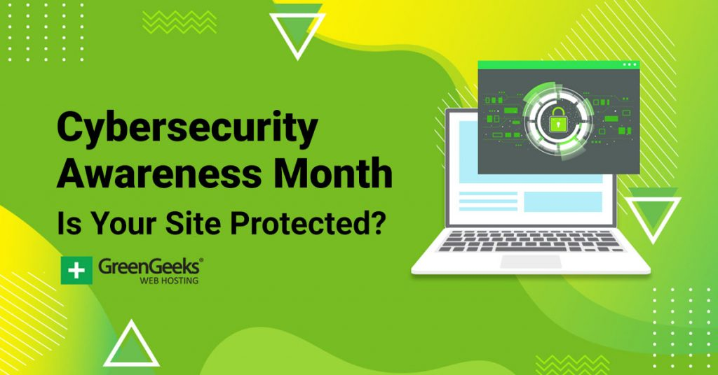 Cybersecurity Awareness Month 2021