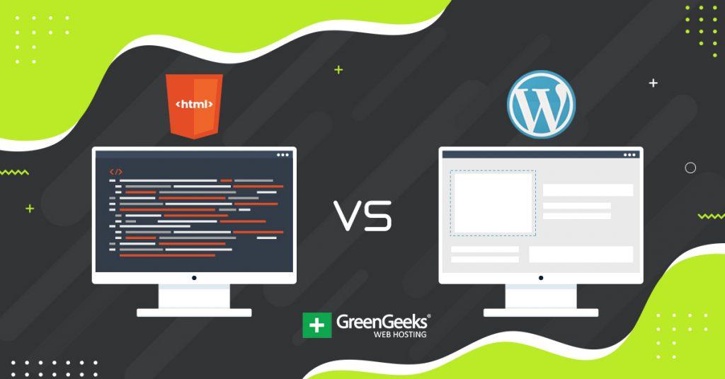 Static HTML vs WordPress