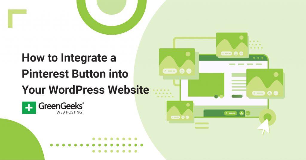 Pinterest Button WordPress