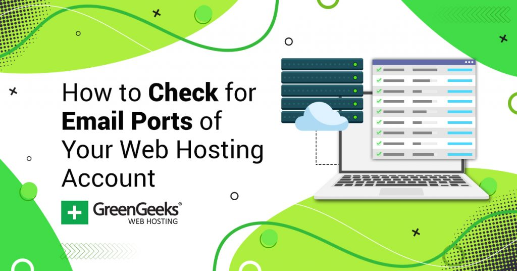 Check Email Ports
