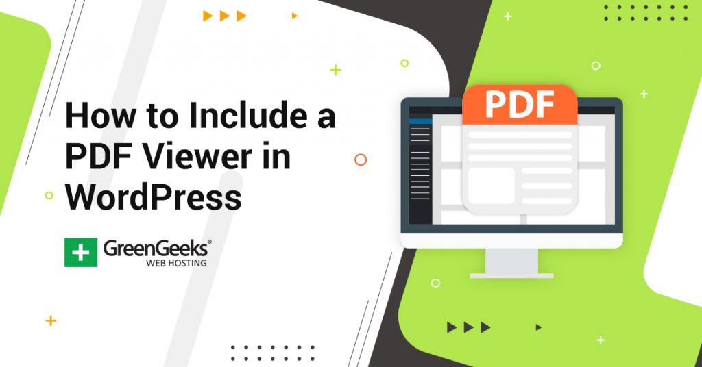 PDF Viewer in WordPress