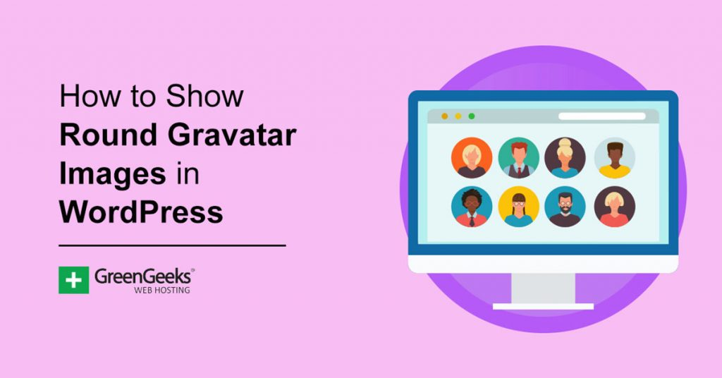 Round Gravatar Images WordPress