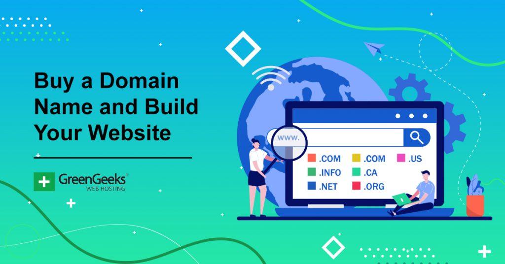 Buy a Domain Name