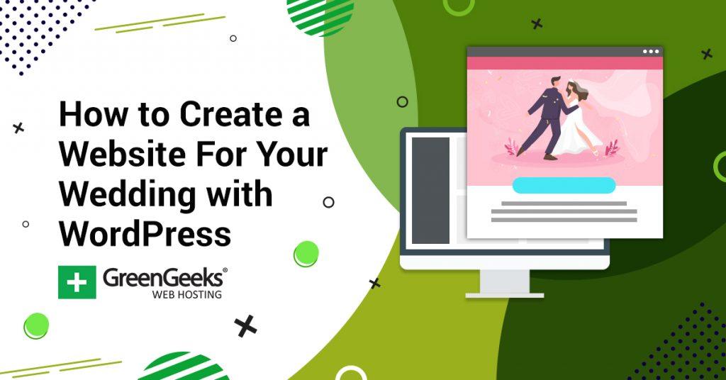 Website Wedding with WordPress