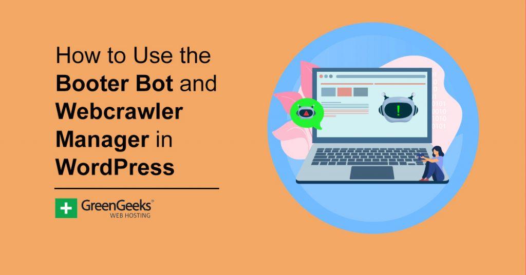 Booter Bot WordPress