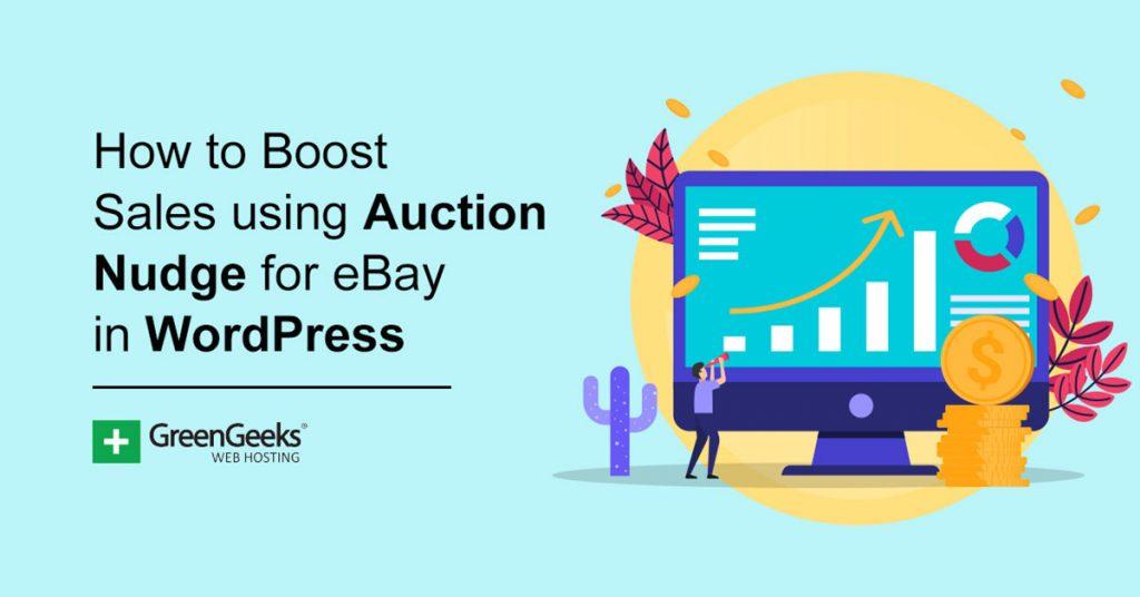 Auction Nudge in WordPress